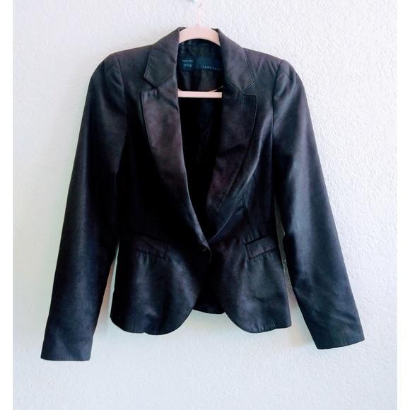 Zara Jackets & Blazers - Zara Black Blazer Size Small